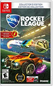 Warner Bros Rocket League Collectors Edition
