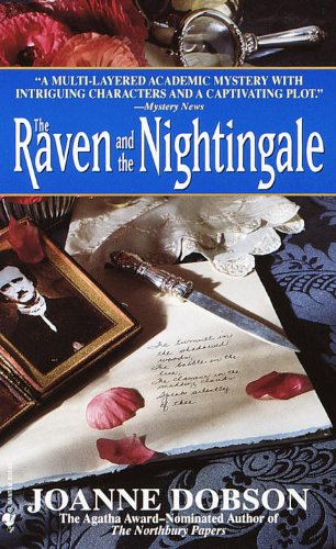book cover of The Raven and the Nightingale