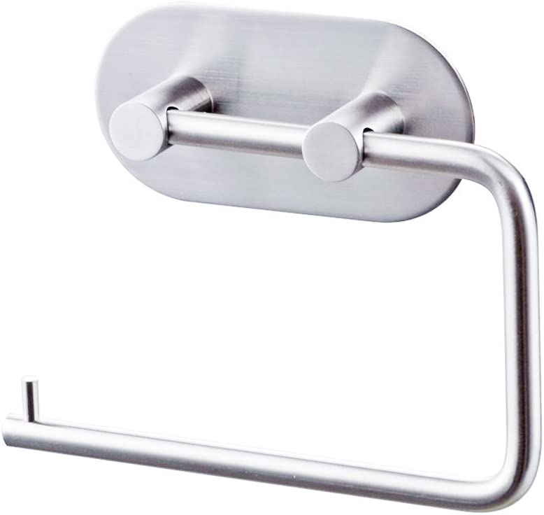 Selbst Klebender Toiletten Papier Halter Bad Toiletten Papier Halter Stände C2L9