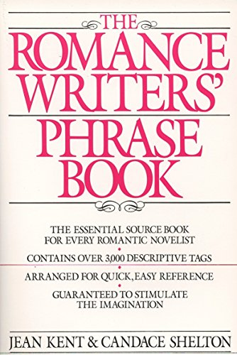 Pdf Reference Romance Writer's Phrase Book: The Essential Source Book for Every Romantic Novelist (Perigee Book)
