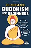 #4: No-Nonsense Buddhism for Beginners: Clear Answers to Burning Questions About Core Buddhist Teachings