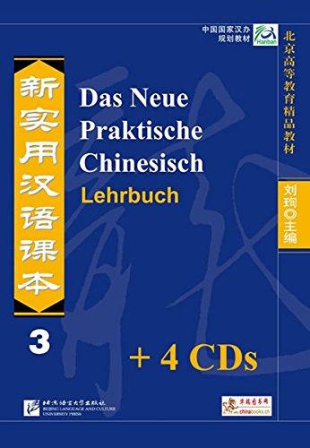 Das Neue Praktische Chinesisch - Set aus Lehrbuch 3 und 4 CDs