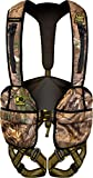 Hunter Safety System Hybrid Flex Safety Harness with ElimiShield Scent Control Technology (NEW for 2017), Small/Medium/100-175 lbs.