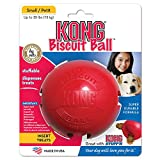 Kong Biscuit Ball Dog Toy, Small, Red - Best Reviews Guide