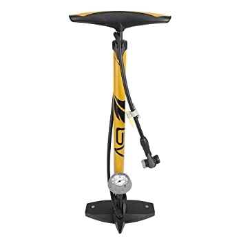 BV Bicycle Ergonomic 160 PSI Bike Pump