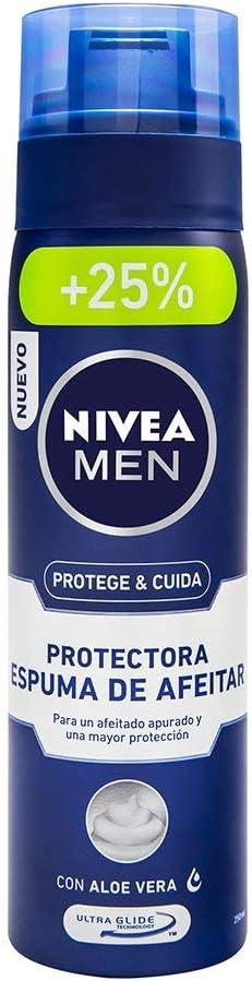 Nivea Men Originals Espuma de Afeitar Extra Hidratante - 250 ml