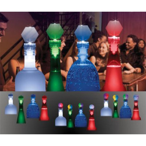 GREAT GIFT! SHOW STOPPERS BOTTLE STOPPERS