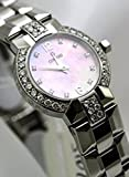 Concord La Scala Diamondd Markers Diamond Bezel and Lugs Mother of Pearl Dial Women's Watrch