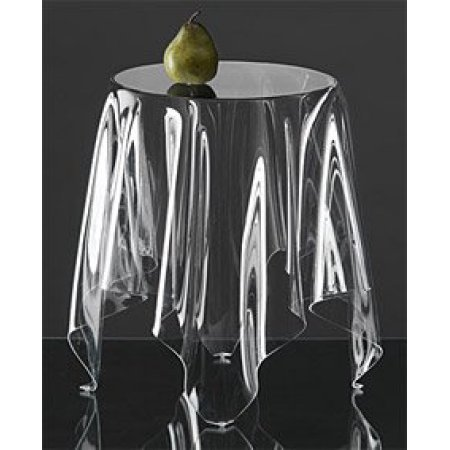 GorgeousHome CLEAR/TRANSPARENT TABLECLOTH HEAVY DUTY KITCHEN TABLE TOP COVER WATER PROOF HARD PLASTIC VINYL SPILLS PROTECTOR (70