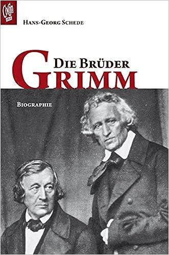 die brder grimm amazonde hans g schede bcher - Bruder Grimm Lebenslauf