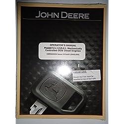 John Deere PowerTech 4.5 / 6.8L Mechanically Contr
