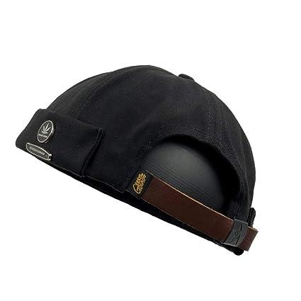 Amazon.com   Eforstore Fashion Sailor Hat Melon Hat Beanie Retro ... b78ffa99020f
