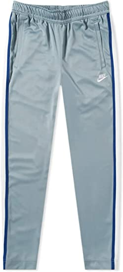 La playa Dependencia asesinato  Nike Men's Tribute OH Loose Fit Taper Leg Track Pants (Aviator Grey/White,  X-Large): Amazon.ca: Clothing & Accessories
