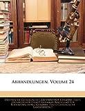 Abhandlungen, Volume 24, Preussische Geologische Landesanstalt, 1144255155