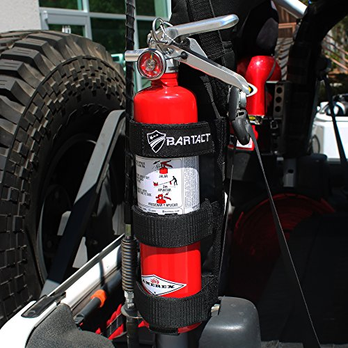 Best Fire Extinguisher Mounts & Brackets