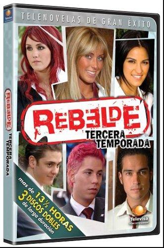Rebelde  Tercera Temporada