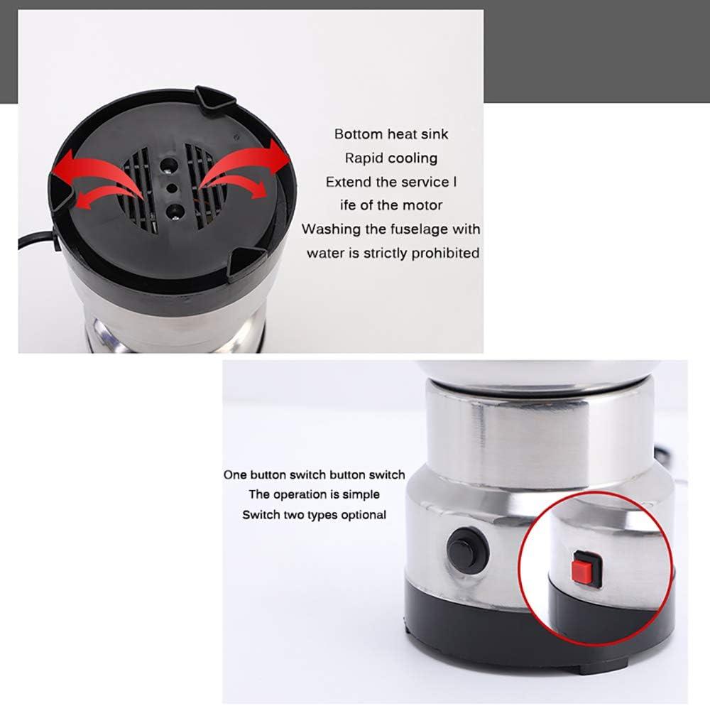 granos de caf/é condimentos m/áquina de molienda de granos de caf/é el/éctrica Kasachoy Molinillos dom/ésticos para especias hierbas Kasachoy M/áquina de aplastamiento el/éctrica multifunci/ón