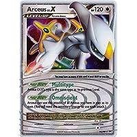 Pokemon - Arceus LV.X (94) - Arceus - Holofoil