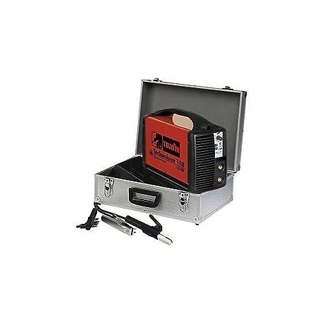 Telwin Soldador inverter MMA y TIG 230 V + ACC. Mod. Technology 216 HD