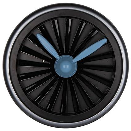 Ayya reloj de pared creativo personalizada Turbo giratoria Gear reloj salón reloj personalidad