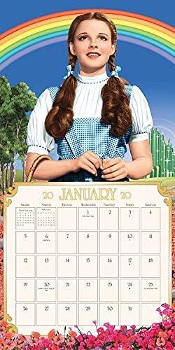 Amazon.com: The Wizard of Oz Calendario 2020 Set – Deluxe ...