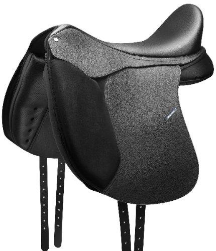 新しいWintec 500 Dressageサドル 17.5 ブラック B0038EN3T0