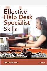 Effective Help Desk Specialist Skills: Effec Help Desk Speci ePub_1 Kindle Edition