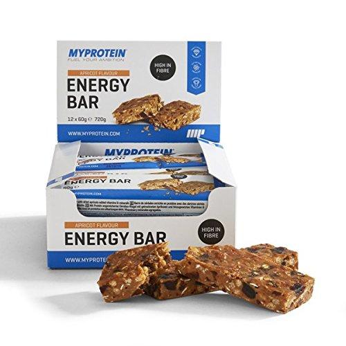 Myprotein Energie Bar 12 x 60g Riegel Mix-Box