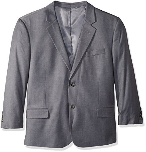 Dockers Men's Big & Tall Stretch Suit Separate Coat, mid Gray, (Mens Suit Separate Coat)
