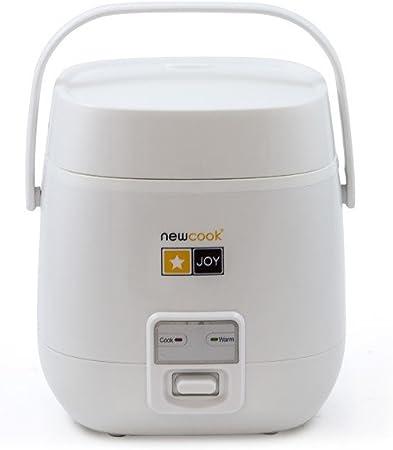 Top SHOP New Cook Robot de cocina automático de 1,2L blanco 250 W: Amazon.es: Hogar