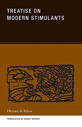 Treatise on Modern Stimulants by Honoré de Balzac