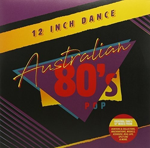 12 Inch Dance: Australian 80s Pop - 12 Vinyl Lp Inch Record