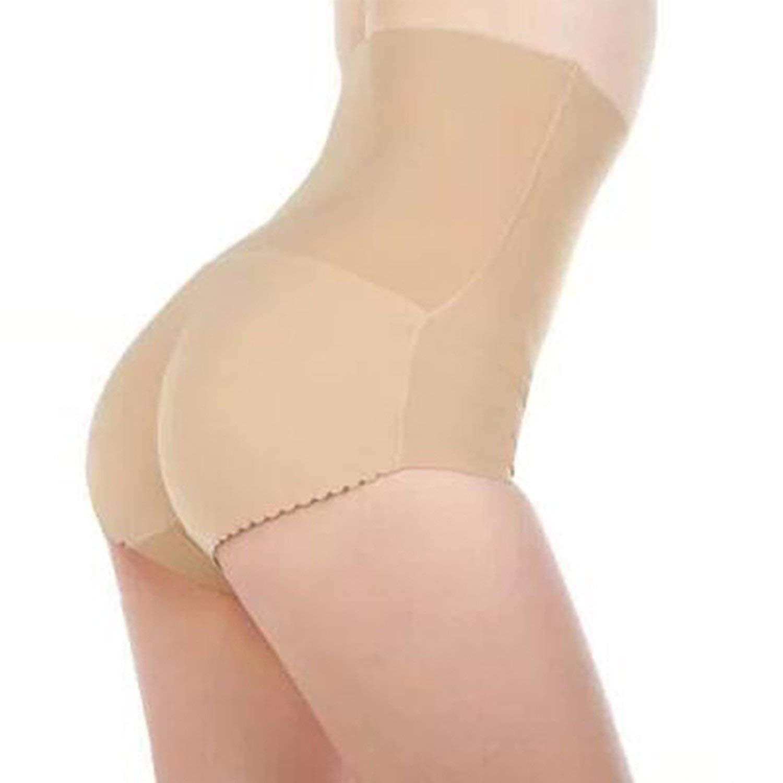Butt Lifter Butt High Waist Body Shaper Padded Ass Booty Lifter Panty with Tummy Control Panties