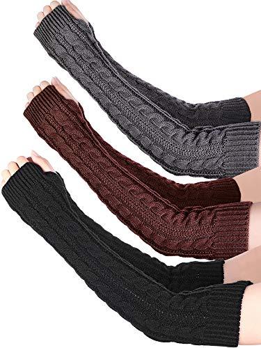 Giant Crochet Gloves - 7