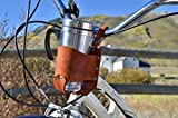Personalized Bicycle Cup Holder, Bike Cup Holder, handle bar cup holder, water bottle cage