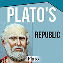 Plato's Republic Audiobook by  Plato Narrated by Ron Welch