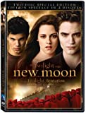 Twilight Saga: New Moon / La saga Twilight: Tentation  (2-Disc Special Edition)