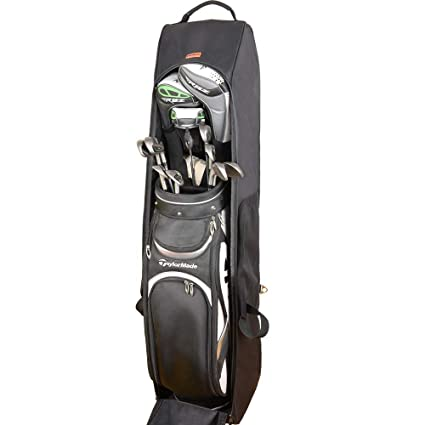 Image Unavailable. Image not available for. Color  CONVELIFE Golf Travel Bag  - Golf Club Travel Cover to Carry Golf Bags and Protect Your cae9d51594a44