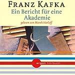 Ein Bericht für eine Akademie   Franz Kafka