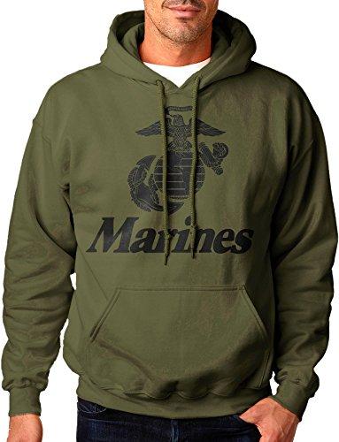 Usmc Zipper Sweatshirts - 9