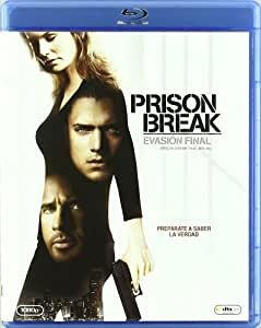Prision break: Evasión final [Blu-ray]