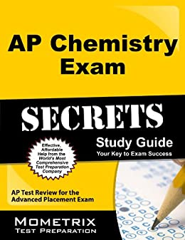 AP Chemistry Exam Secrets Study Guide: AP ... - amazon.com
