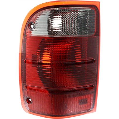 Tail Light for Ford Ranger 01-05 Lens and Housing Left Side