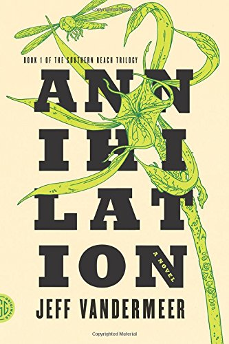 Image result for annihilation book