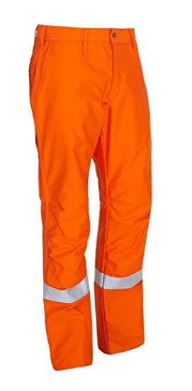 4832328c2bca WENAAS WTRO1T FR Trousers Flame Retardant Hi Vis Nomex Antistatic Work  Pants Orange