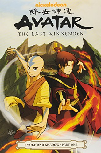 Avatar: The Last Airbender - Smoke and Shadow Part One [Gene Luen Yang] (Tapa Blanda)