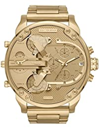 Men's DZ7399 Mr Daddy 2.0 Gold Watch