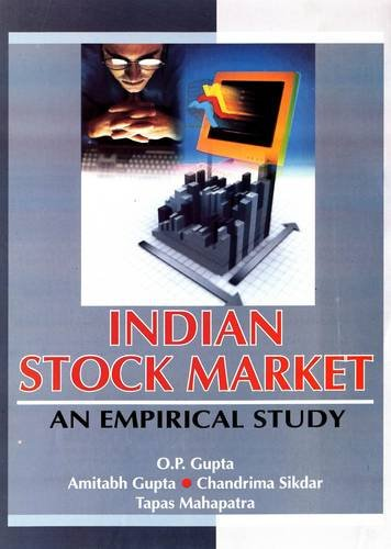 Indian Stock Market: An Empirical Study
