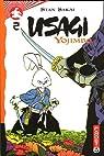 Usagi Yojimbo, tome 2 par Sakai
