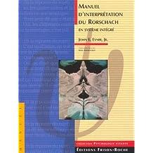 Manuel Interpretation Rorschach En Systeme Integre